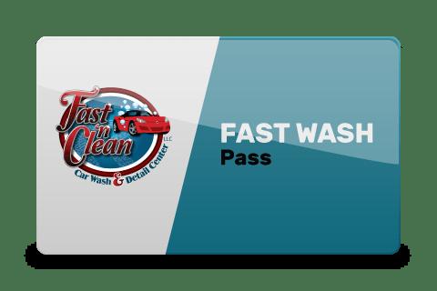 Fast Wash Pass