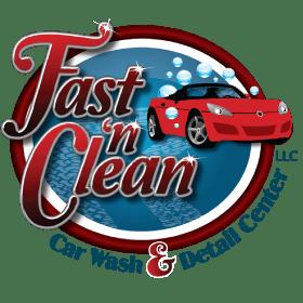 Fast 'N Clean logo