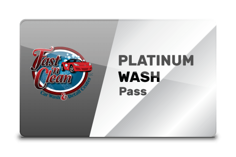 Platinum Wash Pass