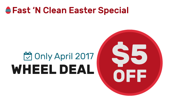 Wheel Deal $5 Off